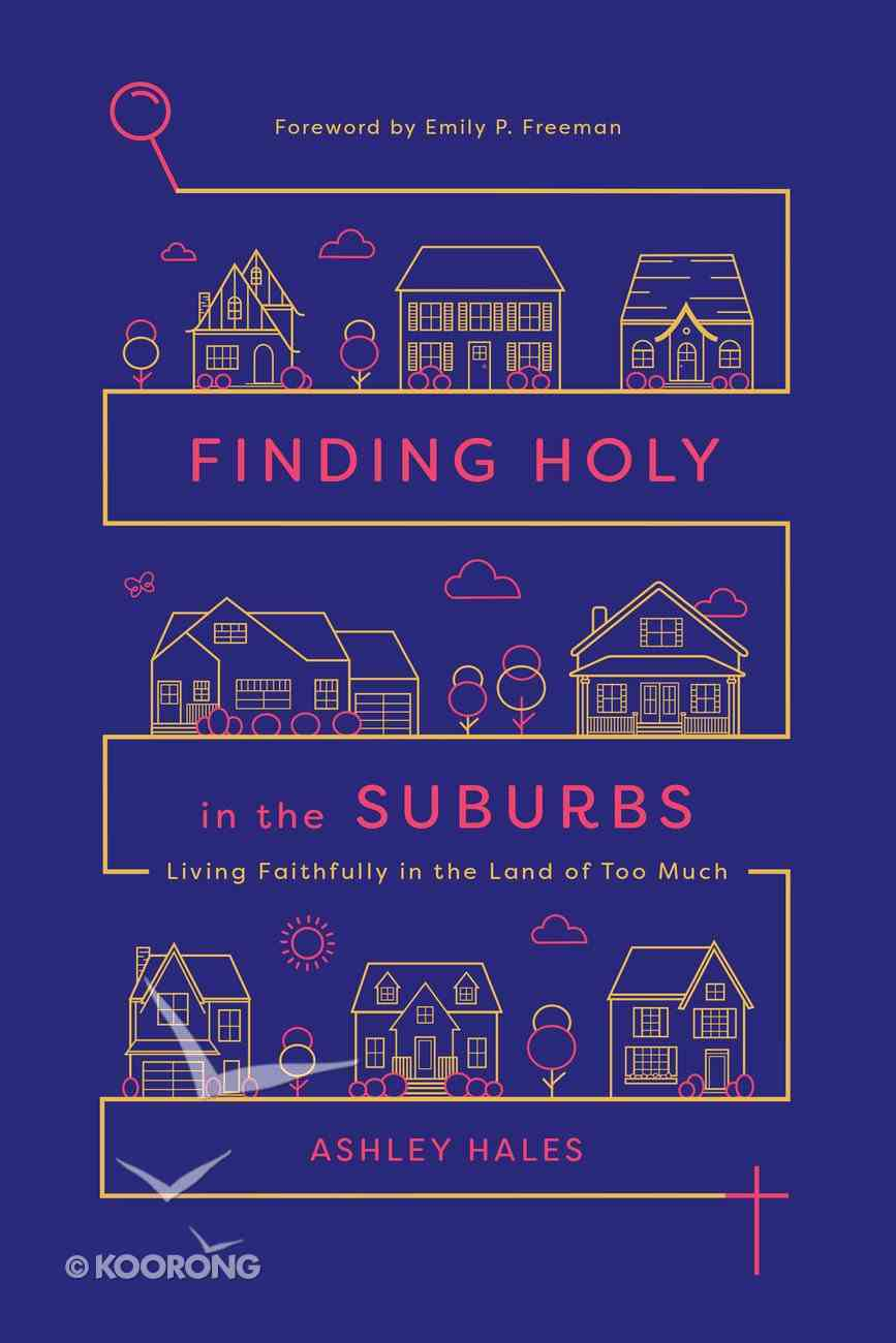 Finding Holy in the Suburbs: Living Faithfully in the Land of Too Much Paperback