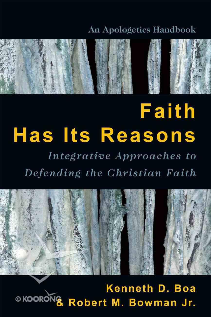 Faith Has Its Reasons eBook