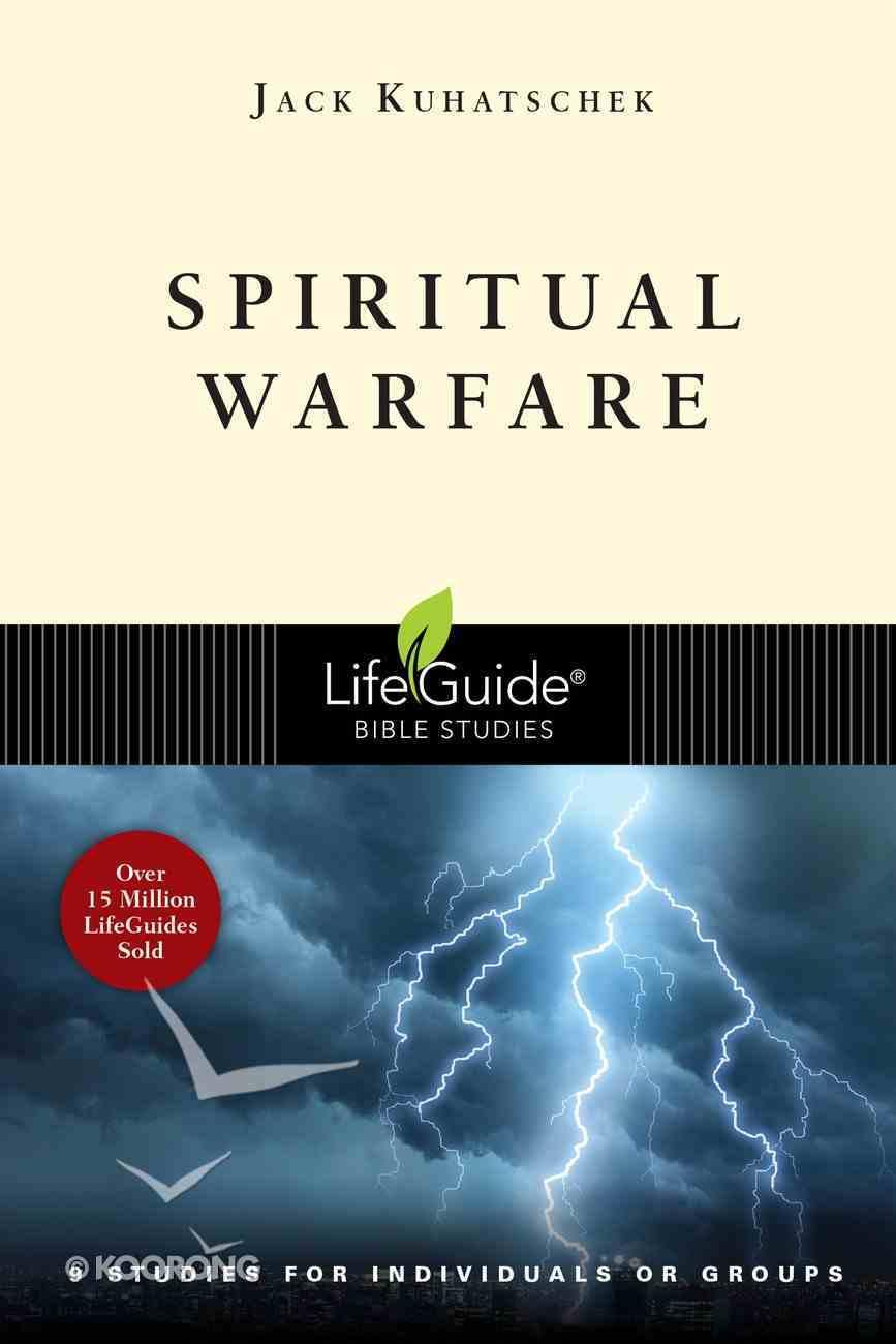 Spiritual Warfare (Lifeguide Bible Study Series) eBook