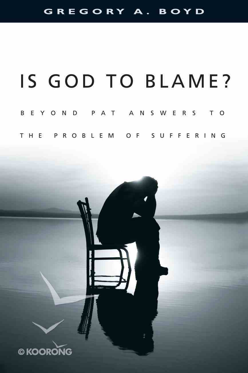 Is God to Blame? eBook