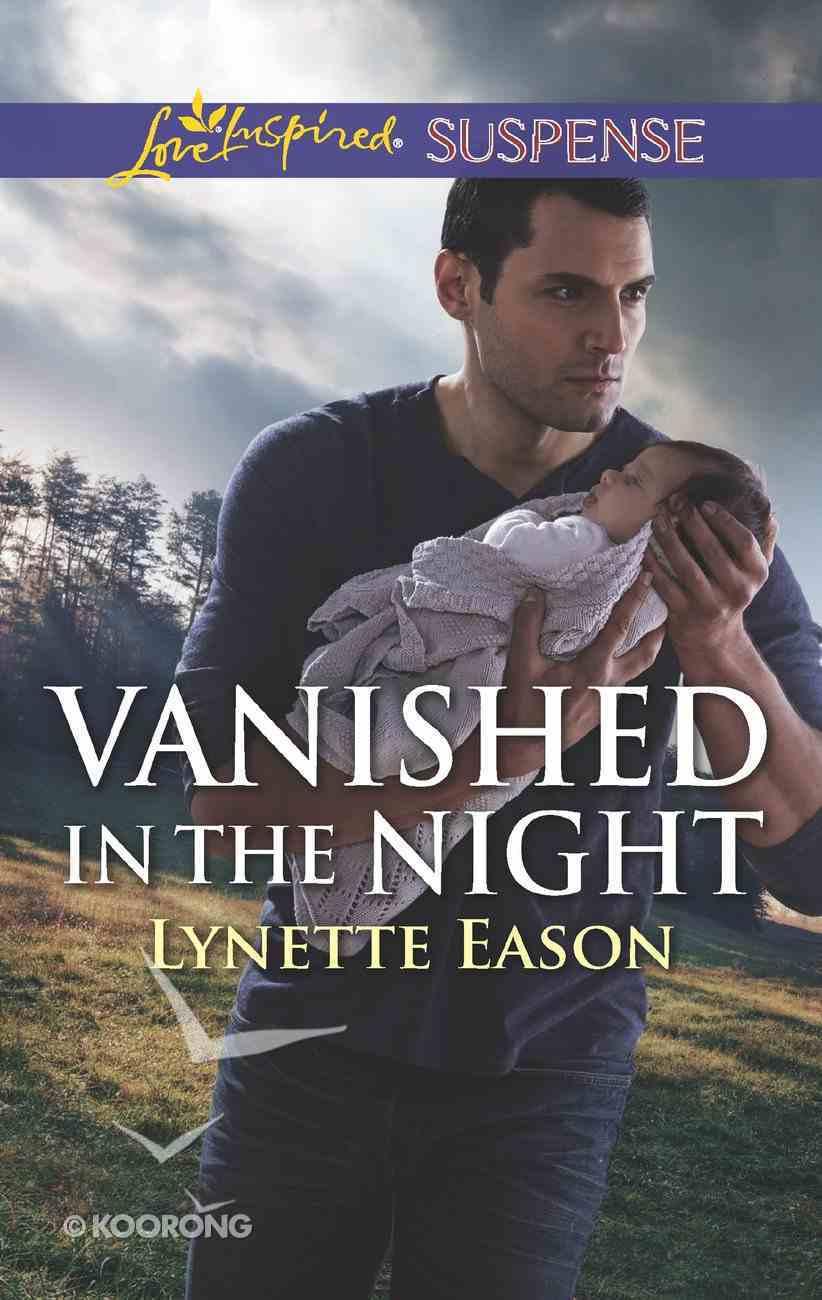 Vanished in the Night (Wrangler's Corner) (Love Inspired Suspense Series) Mass Market