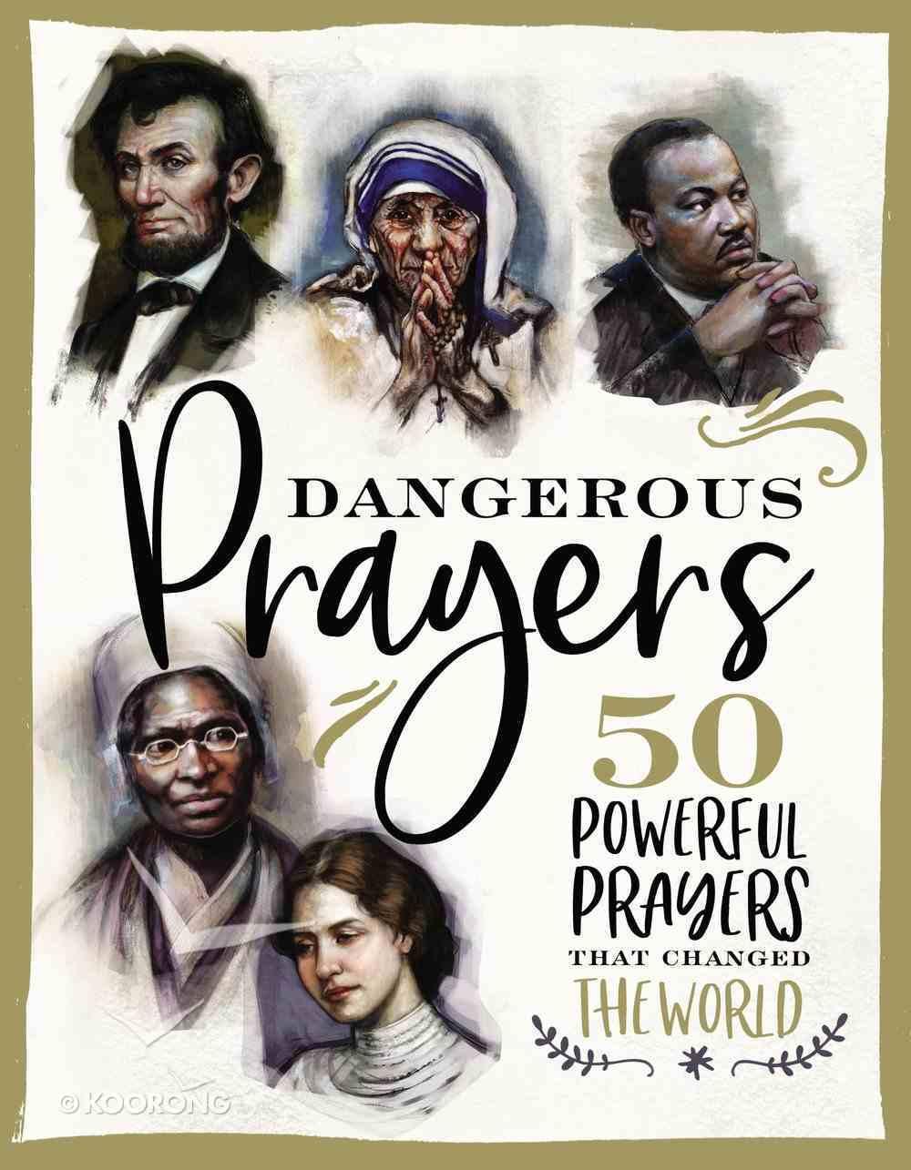 Dangerous Prayers eBook