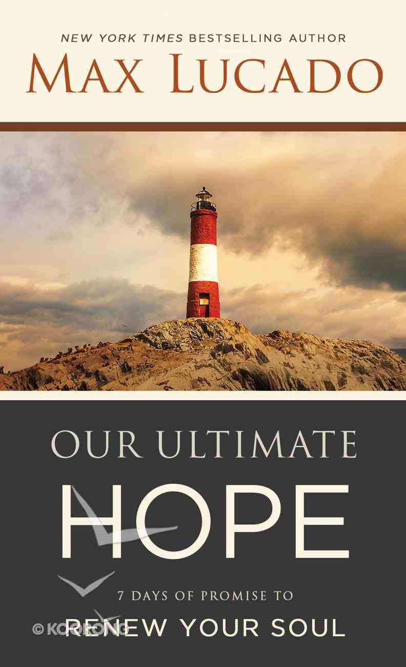 Our Ultimate Hope eBook