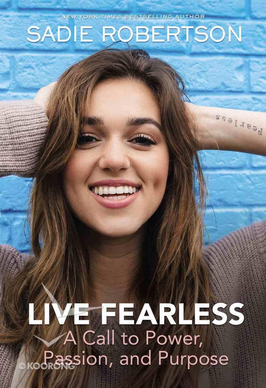 Live Fearless eBook