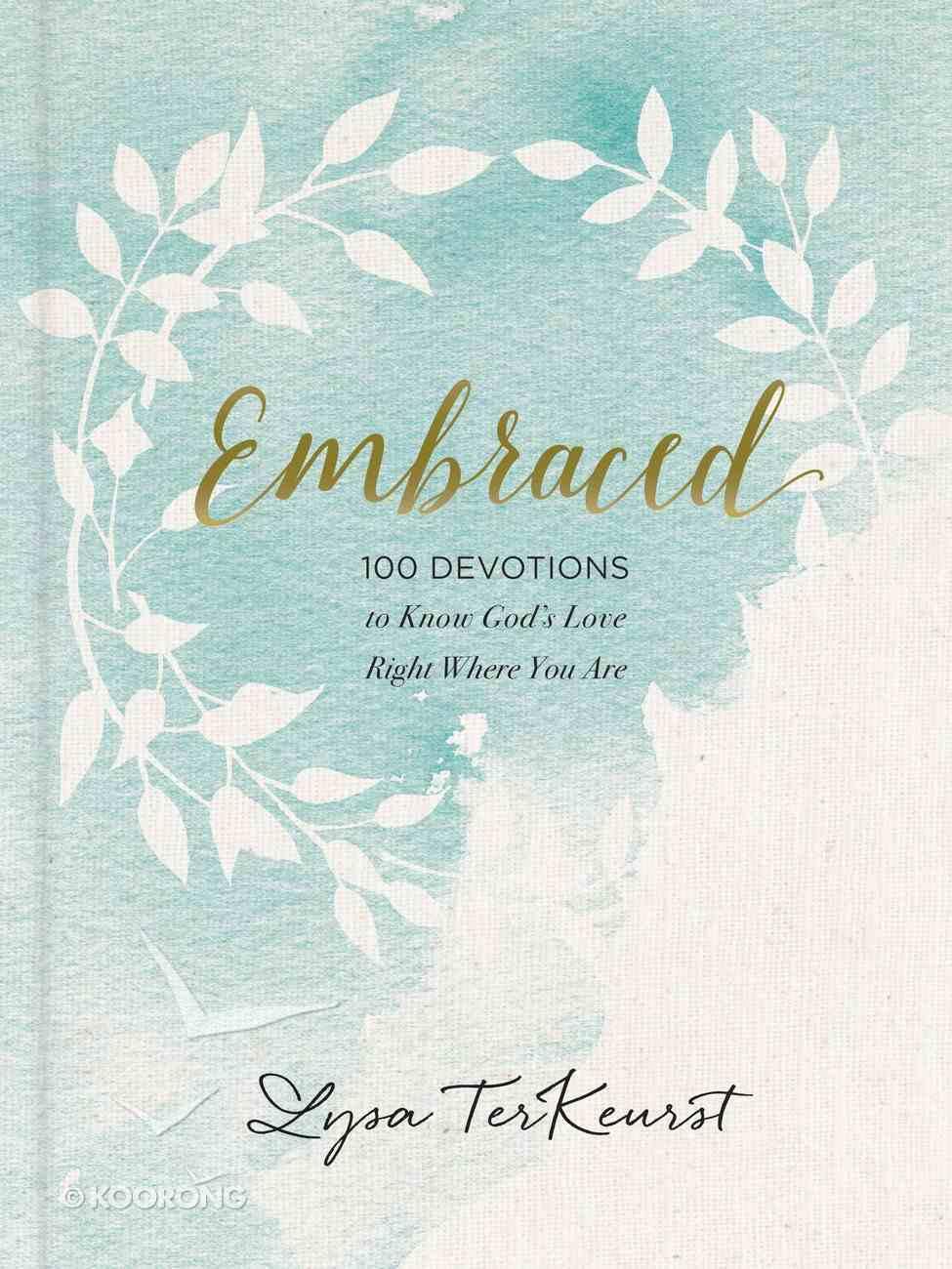 Embraced eBook
