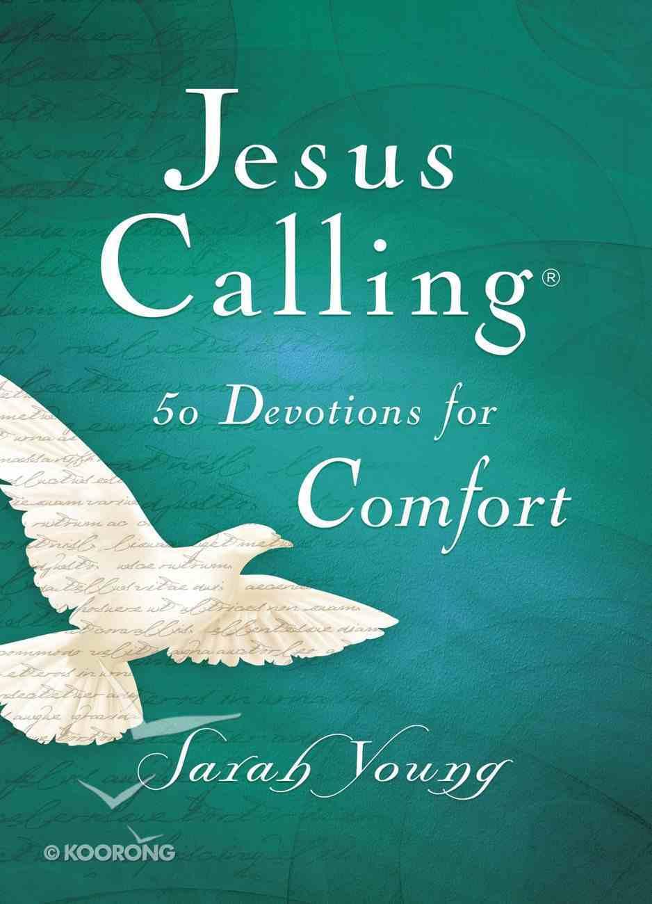 Jesus Calling 50 Devotions For Comfort eBook