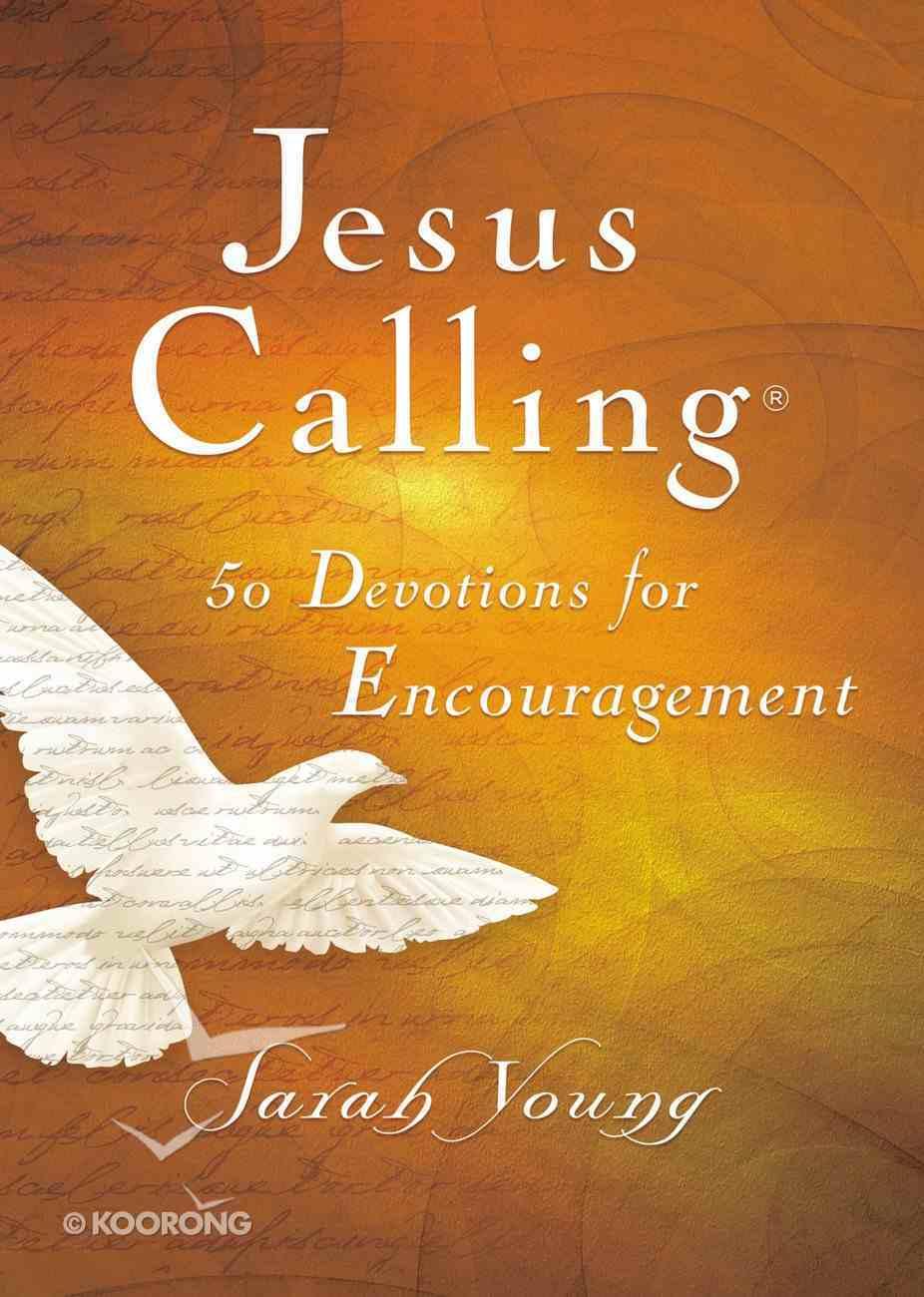 Jesus Calling 50 Devotions For Encouragement eBook