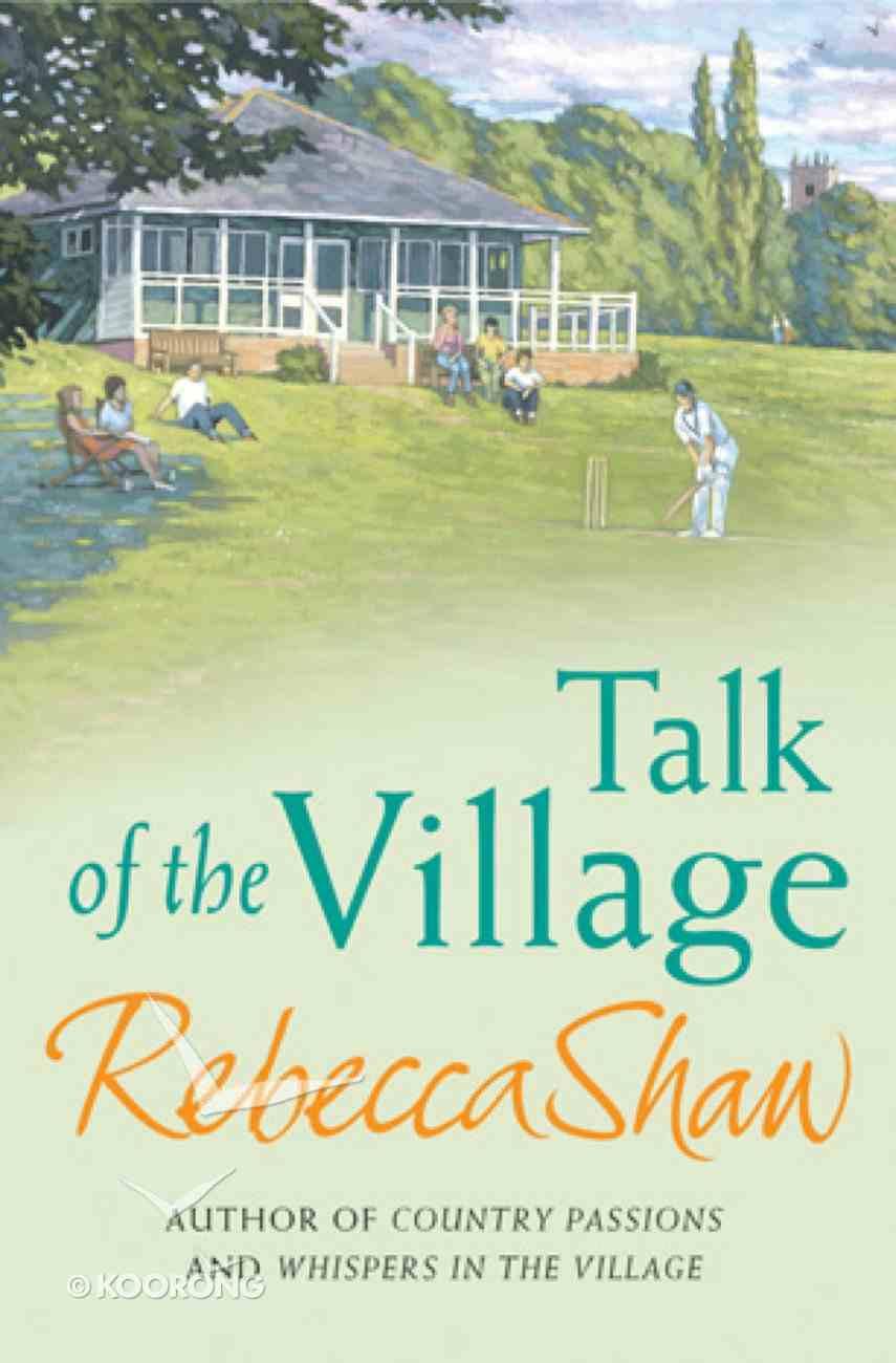 Talk of the Village (#02 in Turnham Malpas Series) eBook