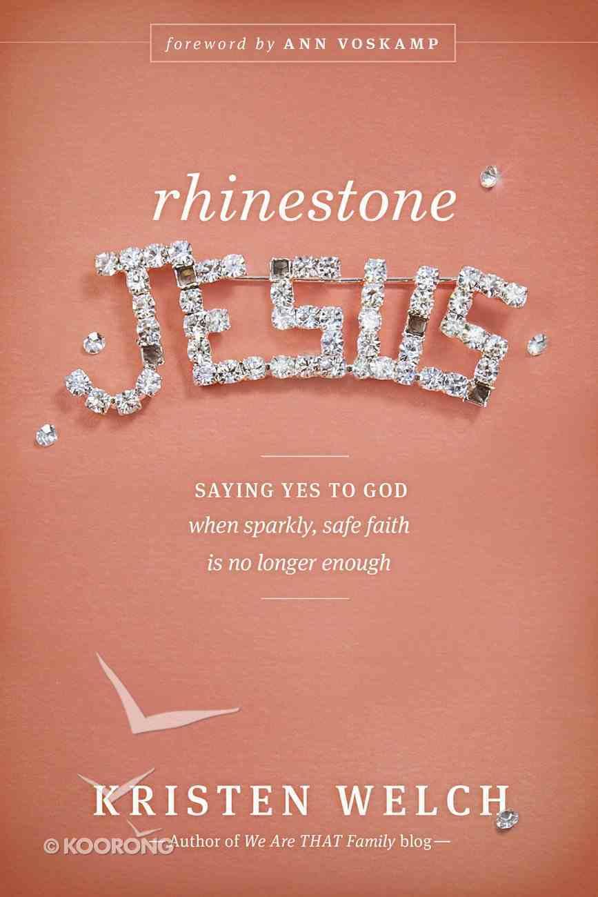 Rhinestone Jesus eBook
