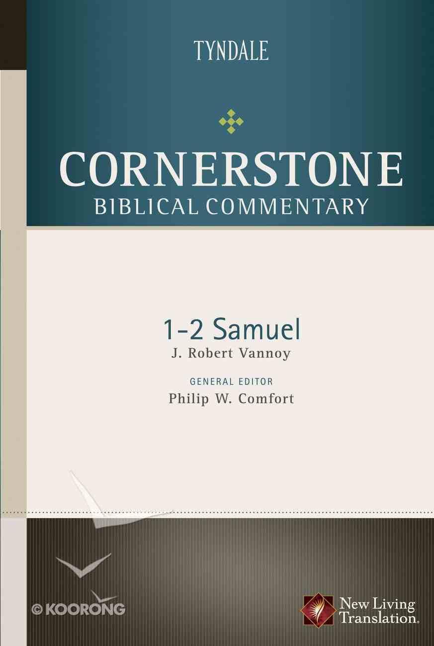 1-2 Samuel (#04A in Nlt Cornerstone Biblical Commentary Series) eBook