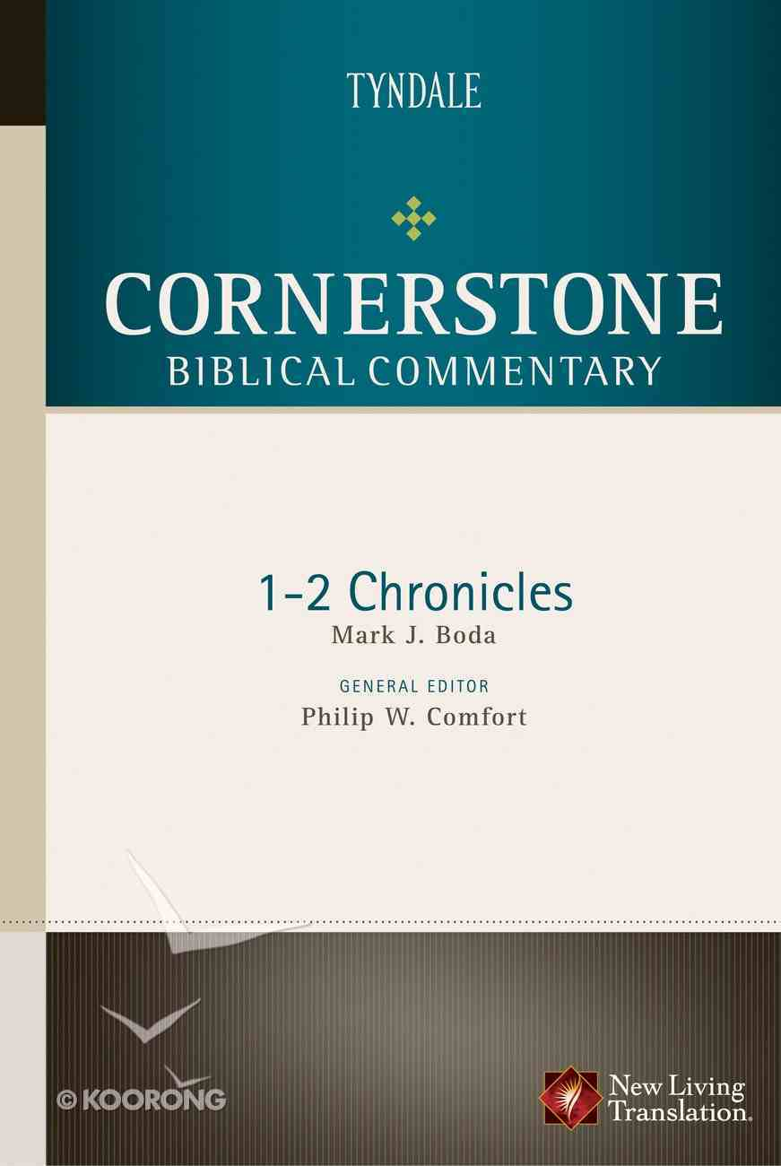 1-2 Chronicles (#05 in Nlt Cornerstone Biblical Commentary Series) eBook