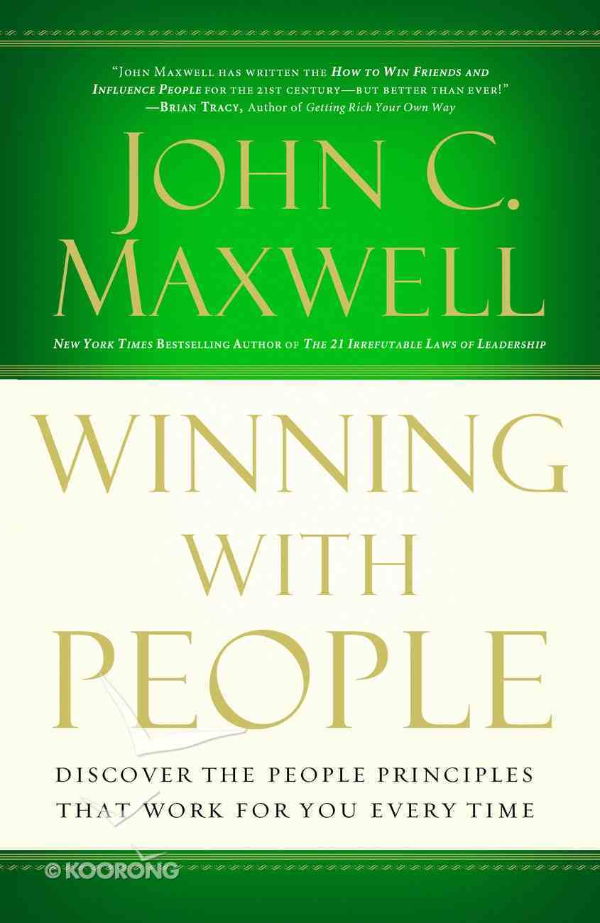 Winning With People eBook
