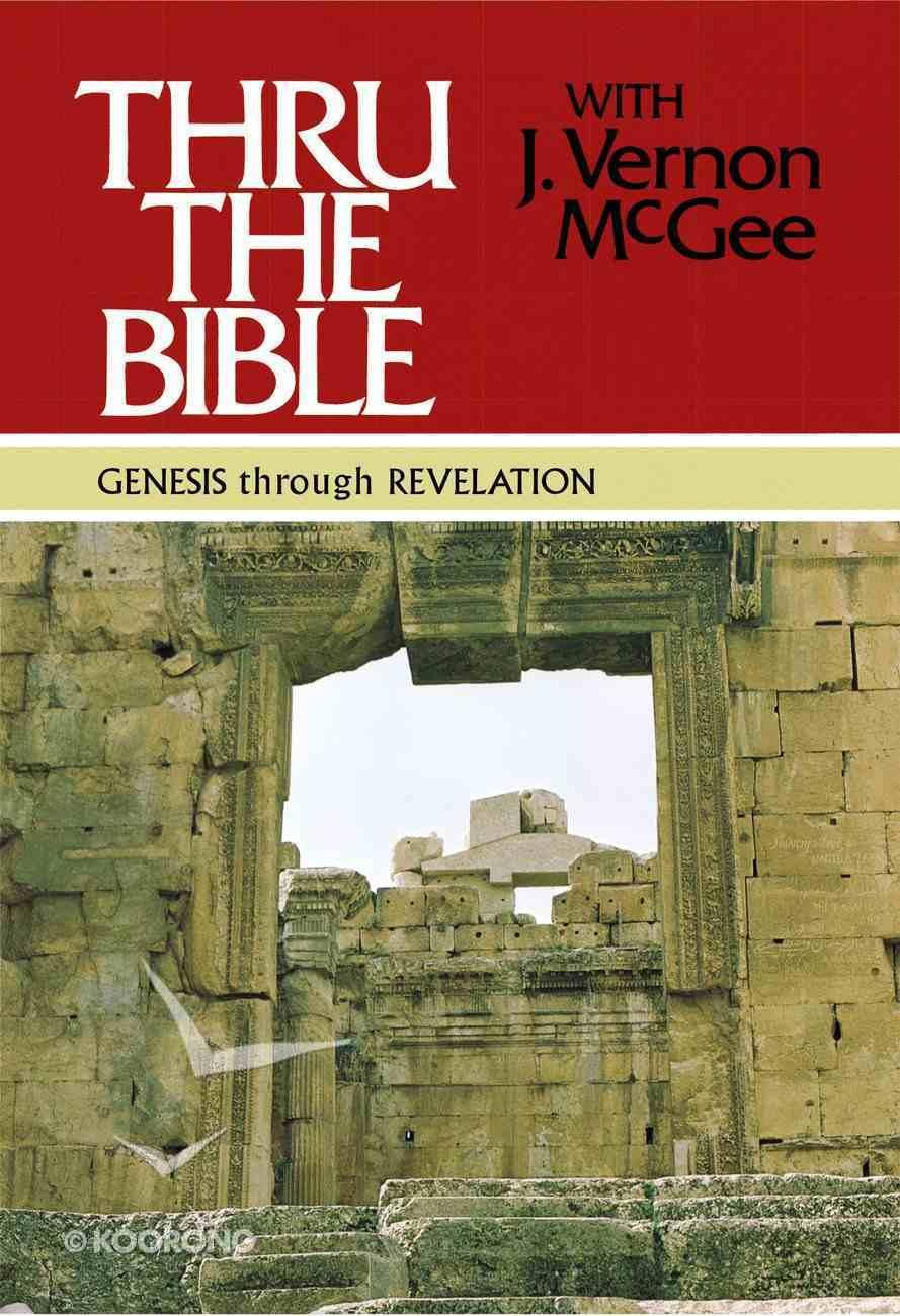 Thru the Bible (5 Vol Set) eBook