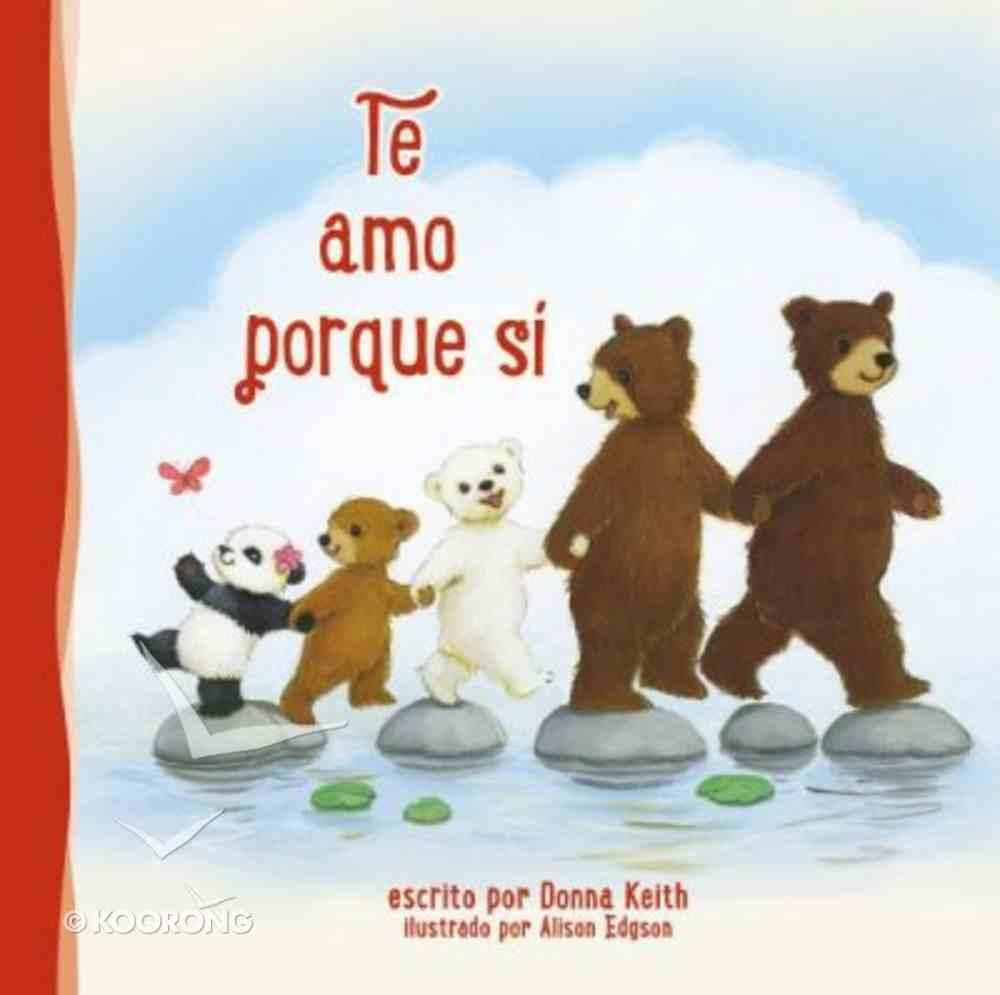 Te Amo Porque S eBook