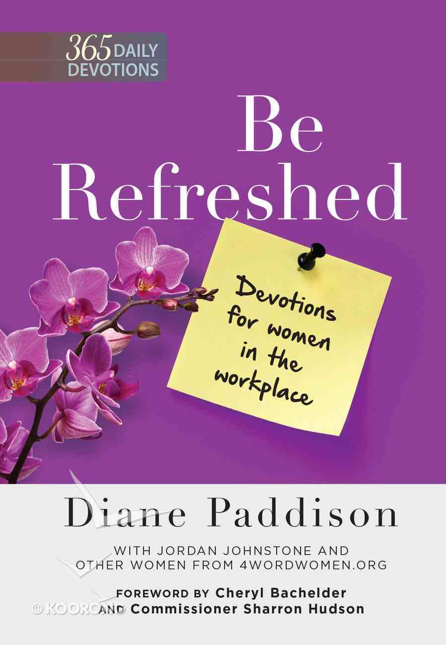 Be Refreshed eBook
