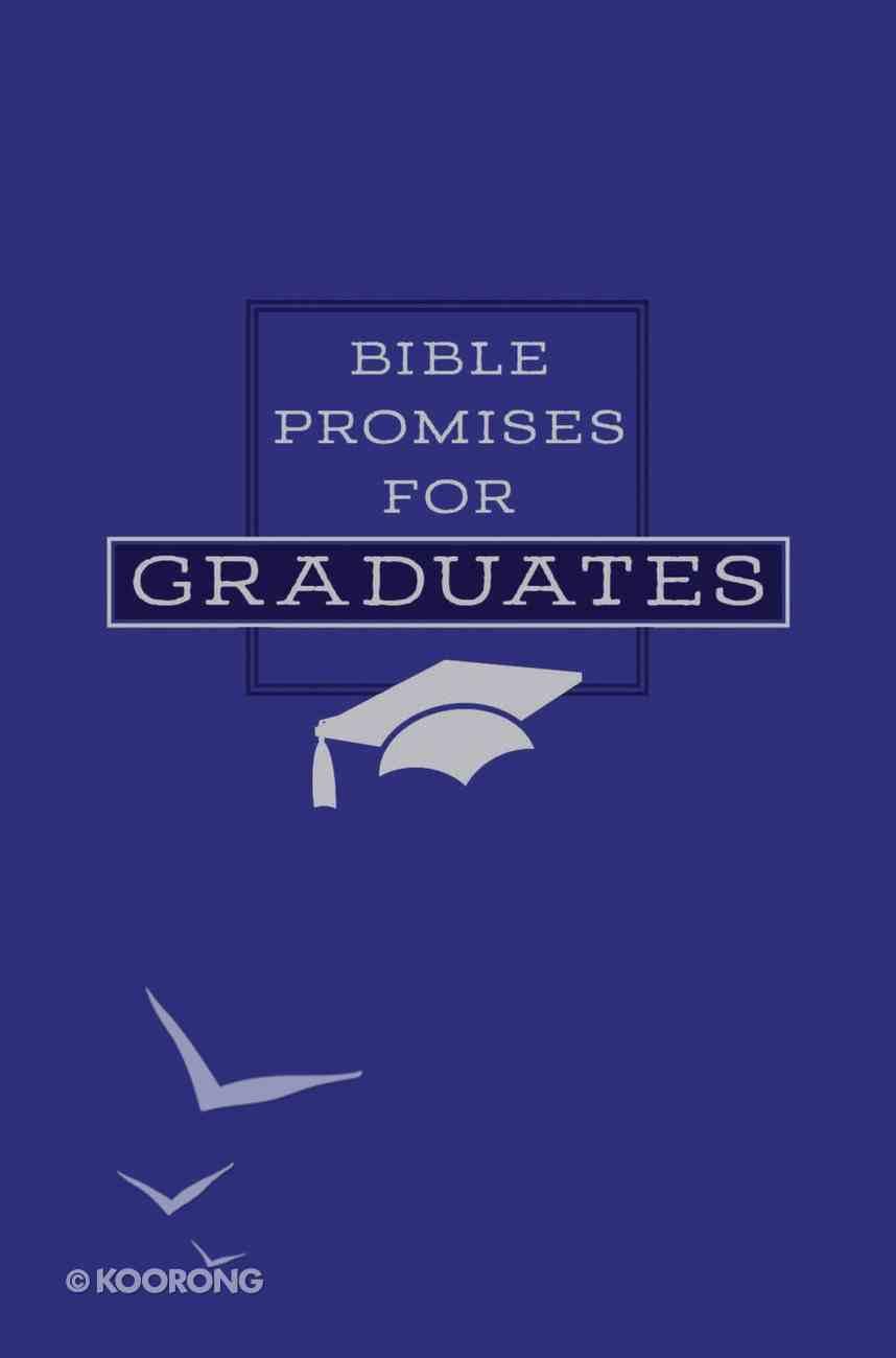 Bible Promises For Graduates eBook