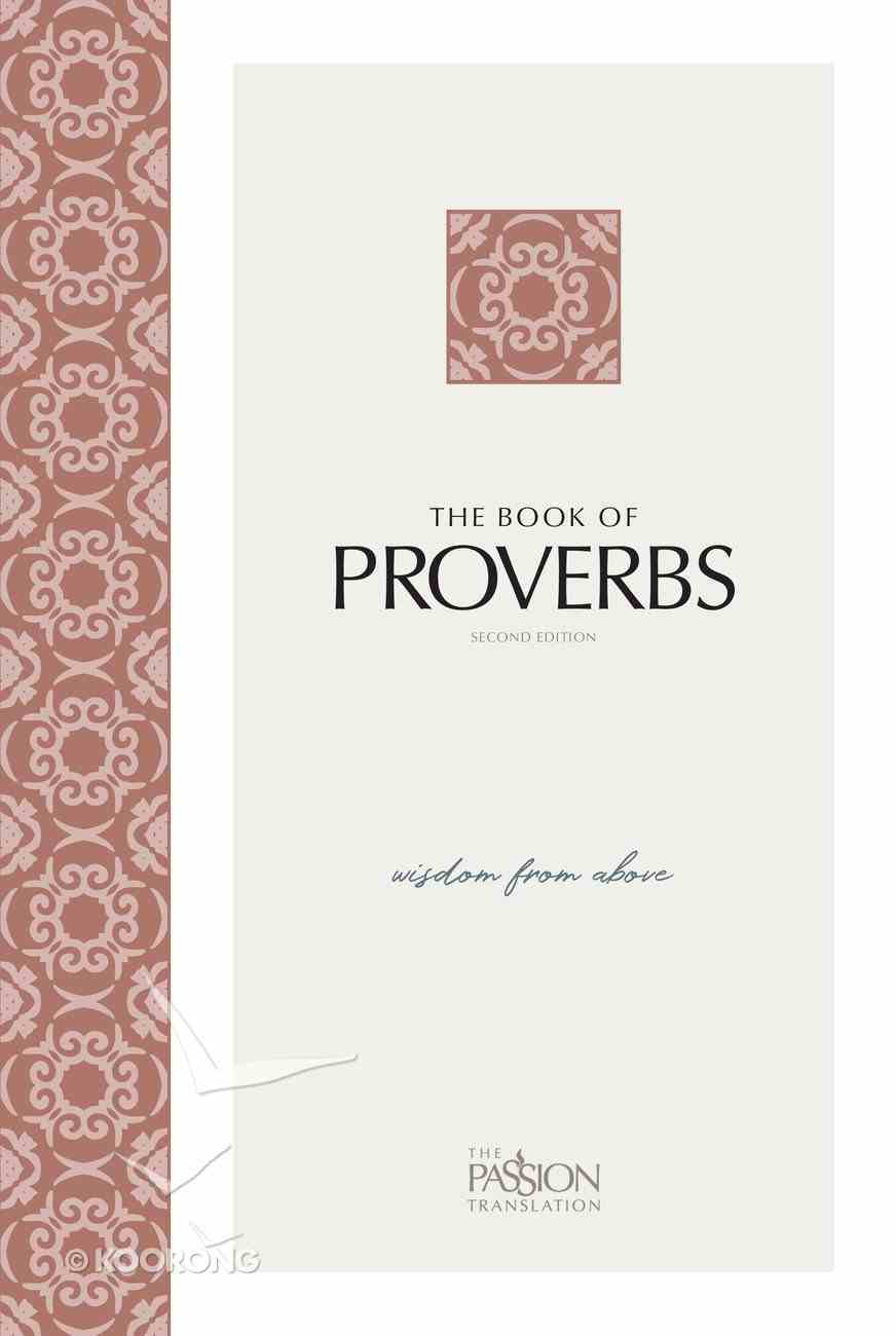 Book of Proverbs , the (Black Letter Edition) (2nd Edition) eBook