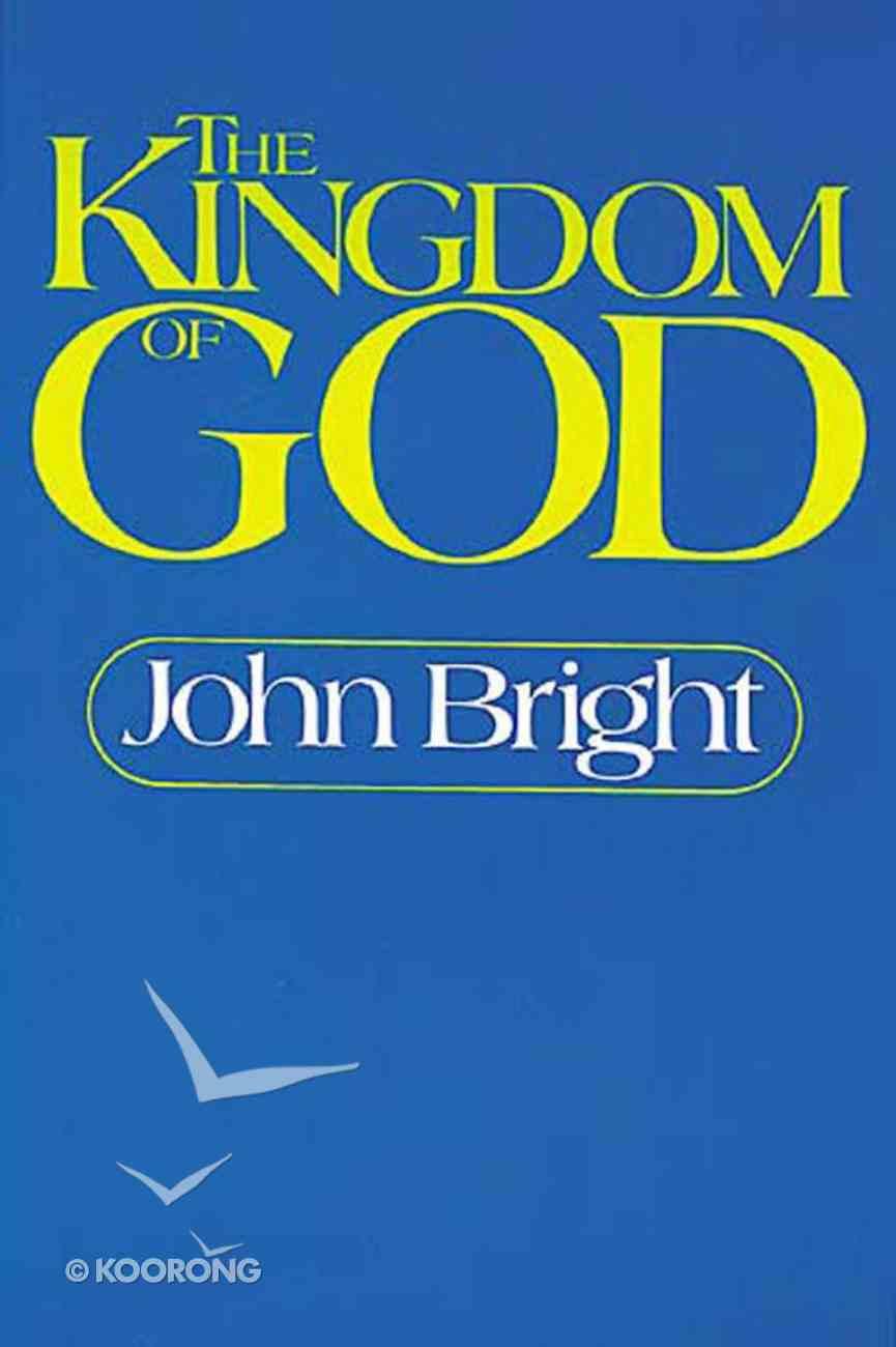 The Kingdom of God eBook