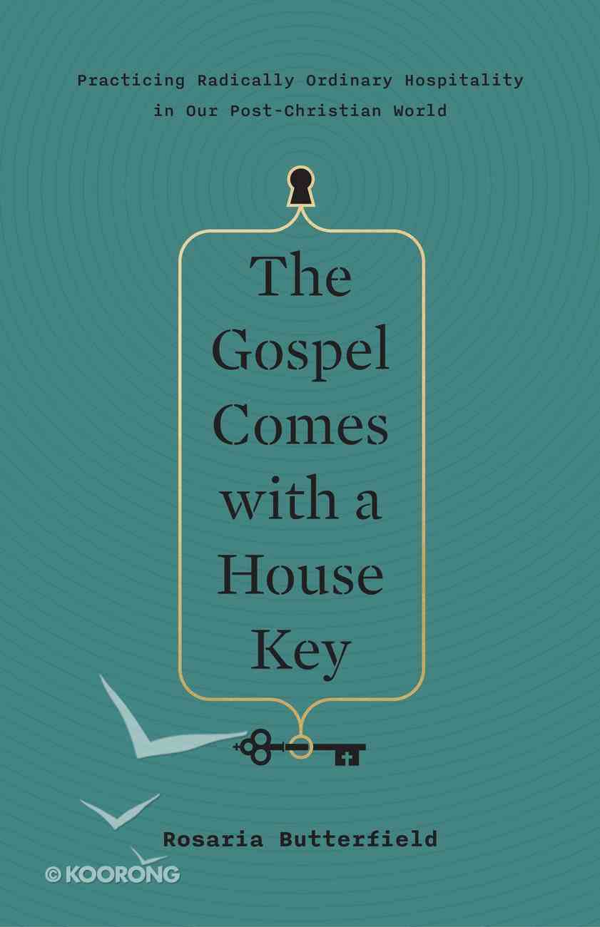 The Gospel Comes With a House Key eBook