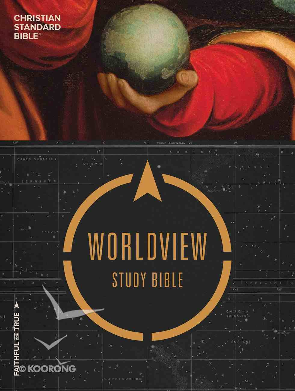 CSB Worldview Study Bible eBook