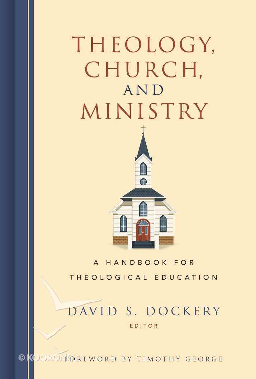 Theology, Church, and Ministry eBook