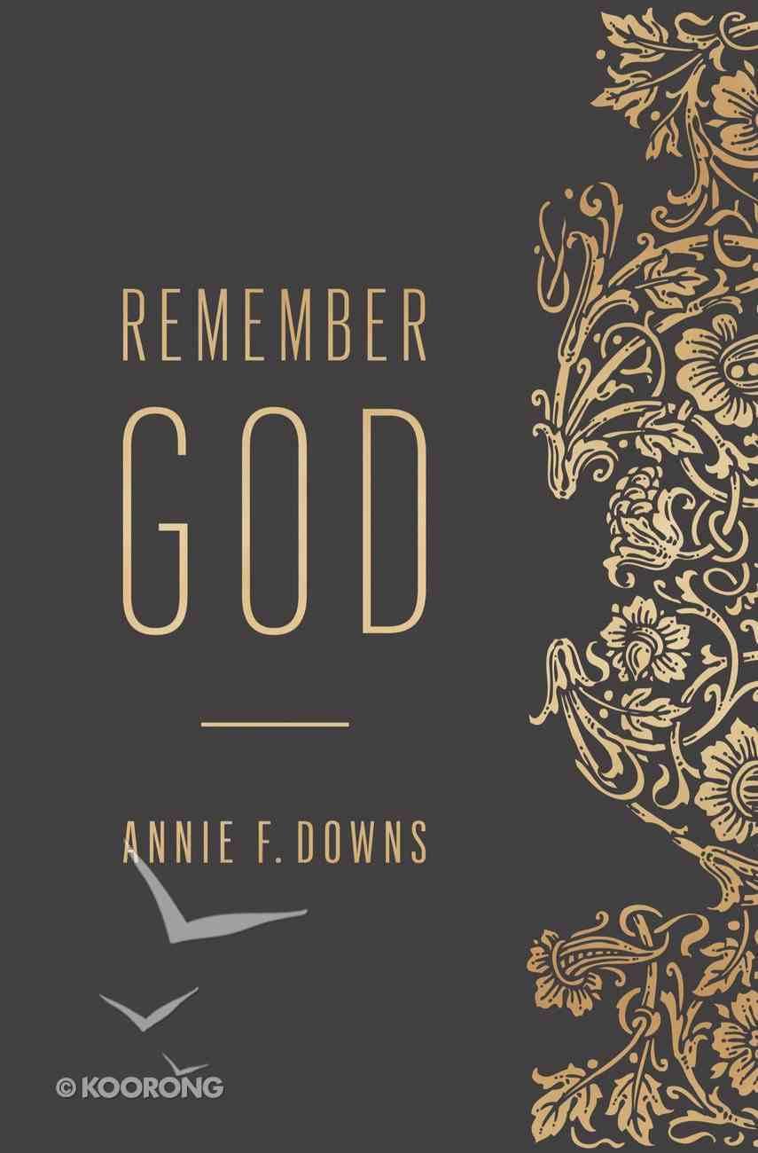 Remember God eBook