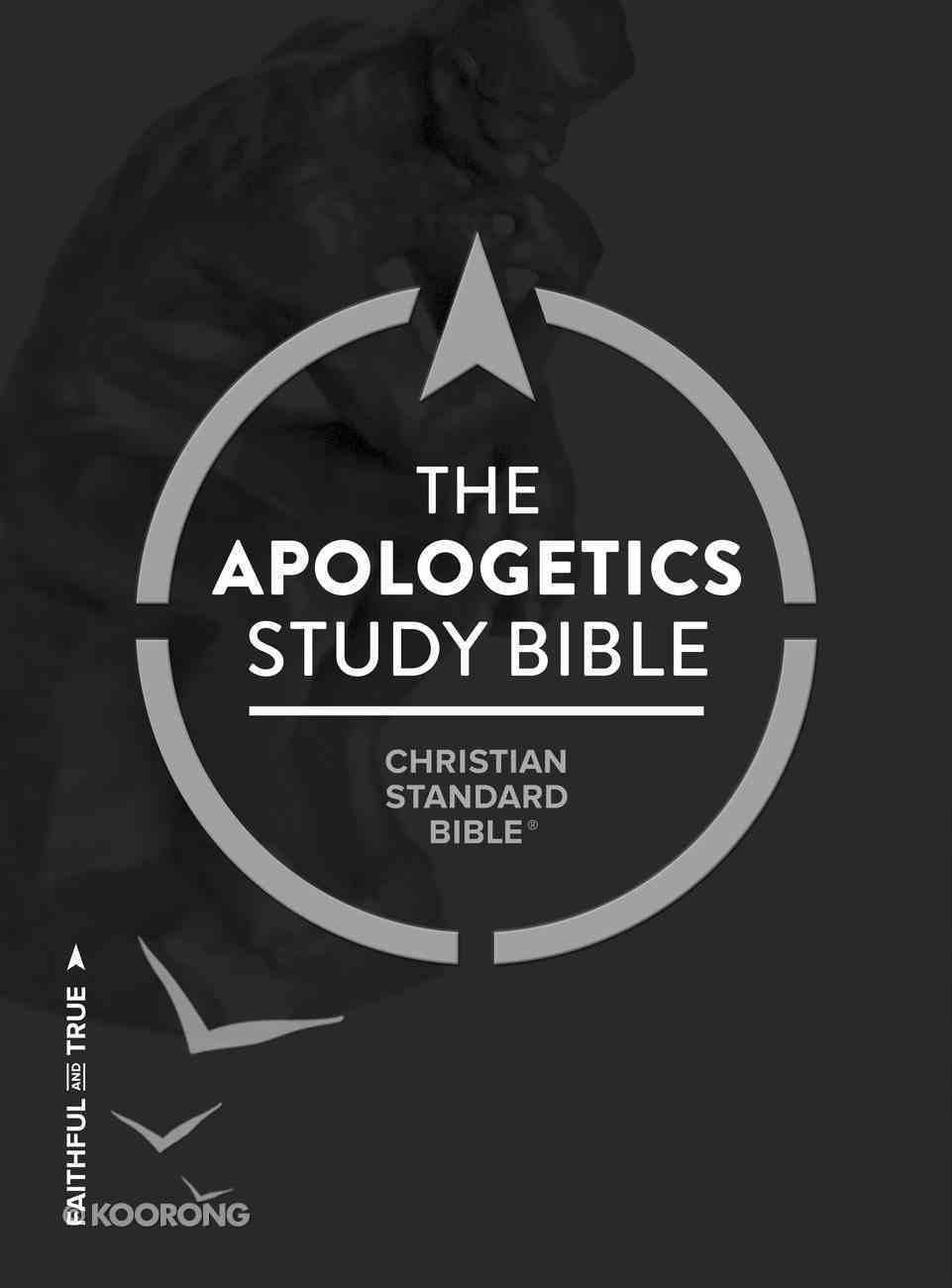 CSB Apologetics Study Bible eBook