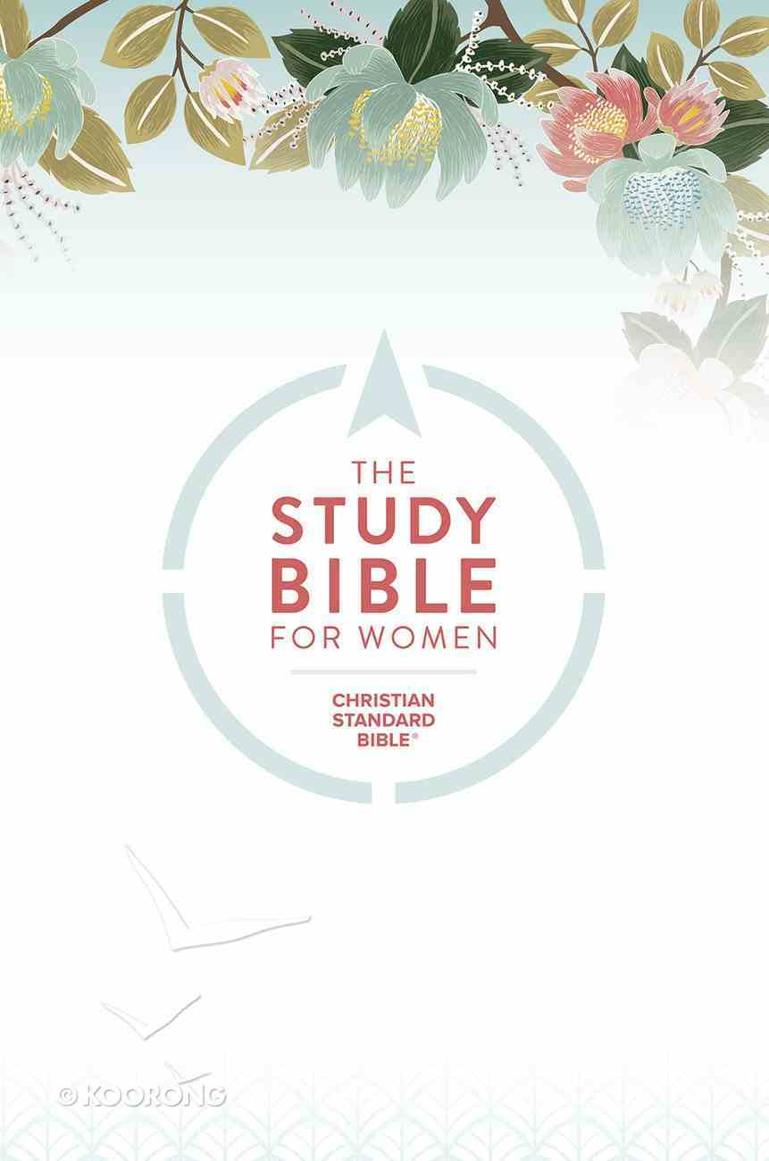 The CSB Study Bible For Women eBook