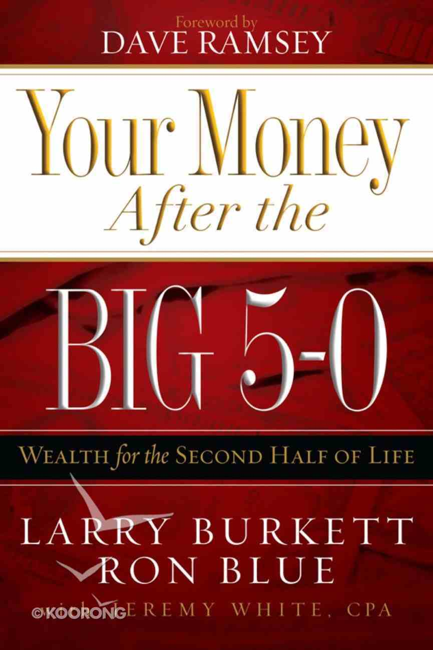 Your Money After the Big 5-0 eBook