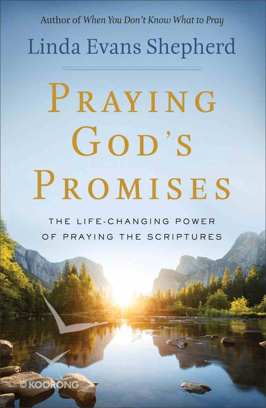 Praying God's Promises eBook