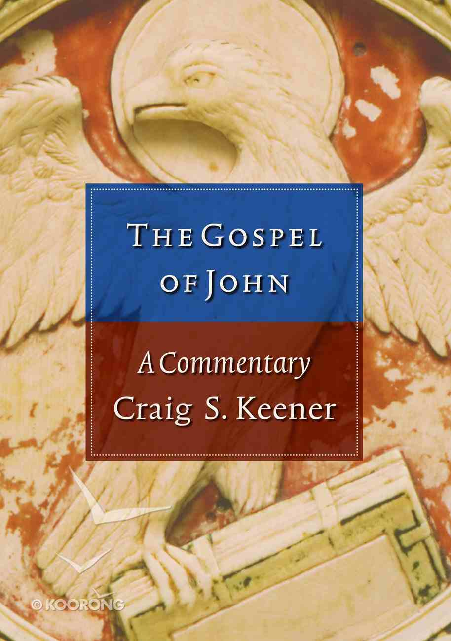 Gospel of John: The 2 Volumes eBook