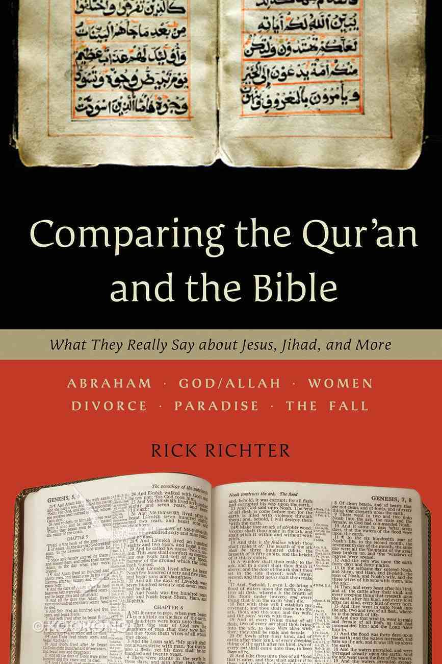 Comparing the Qur'an and the Bible eBook