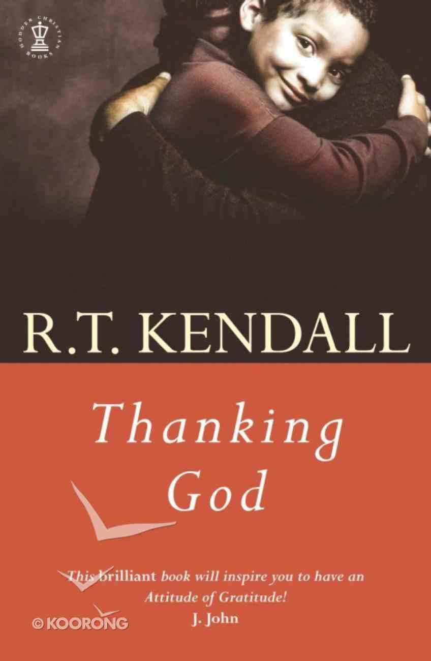 Thanking God eBook