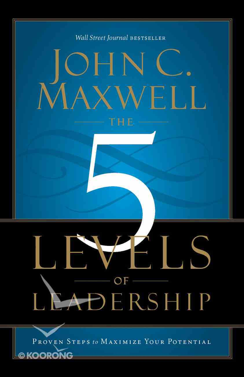 The 5 Levels of Leadership eBook