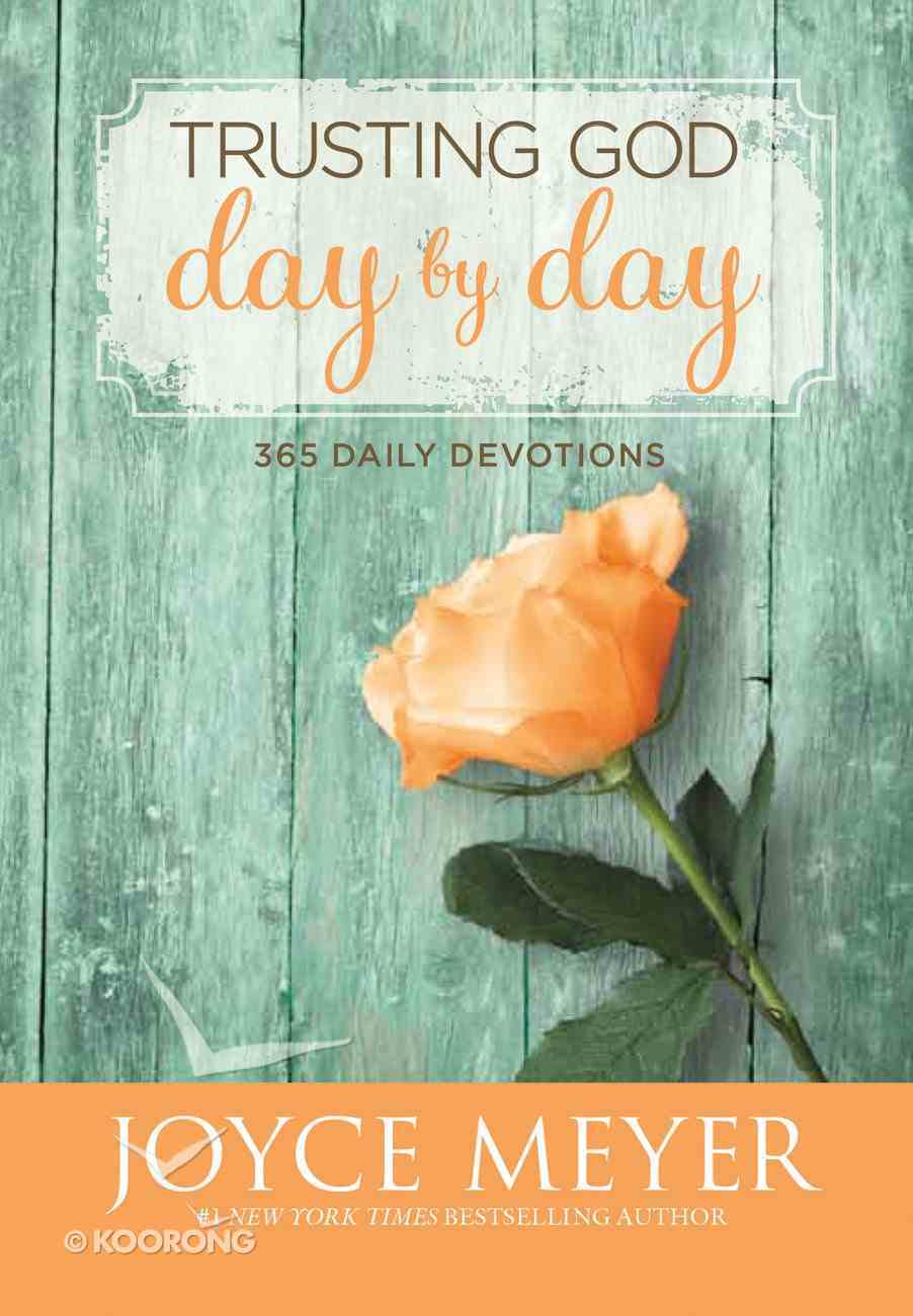 Trusting God Day By Day eBook