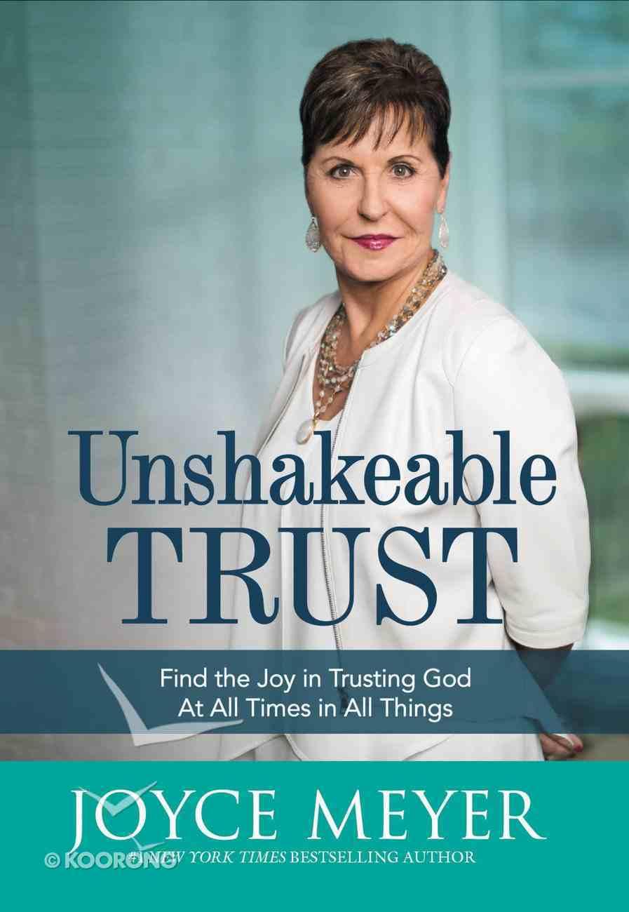Unshakeable Trust eBook