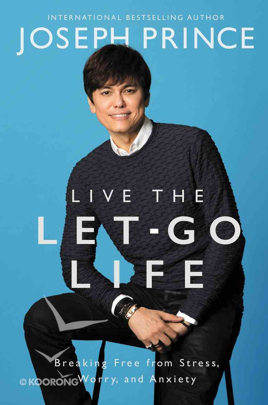 Live the Let-Go Life eBook