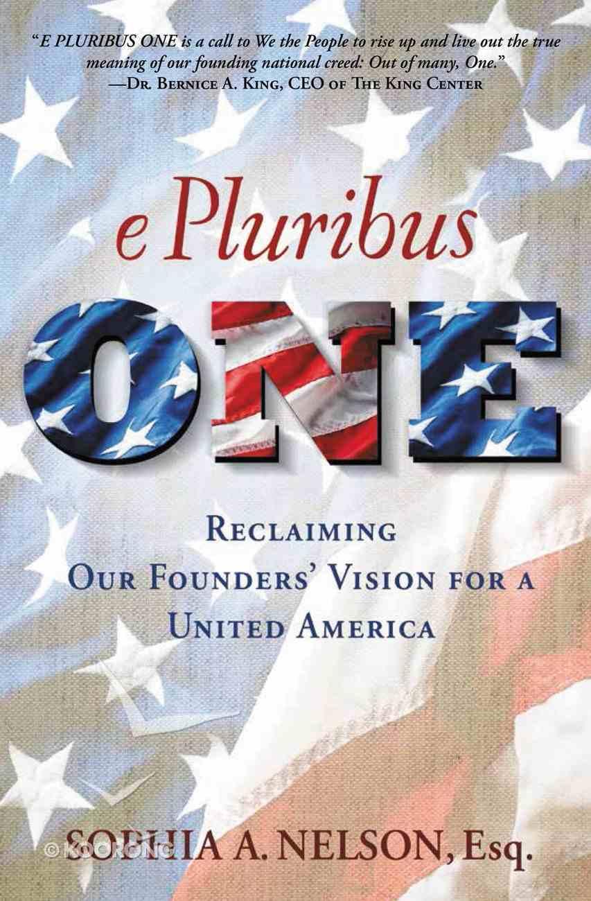 Pluribus One eBook