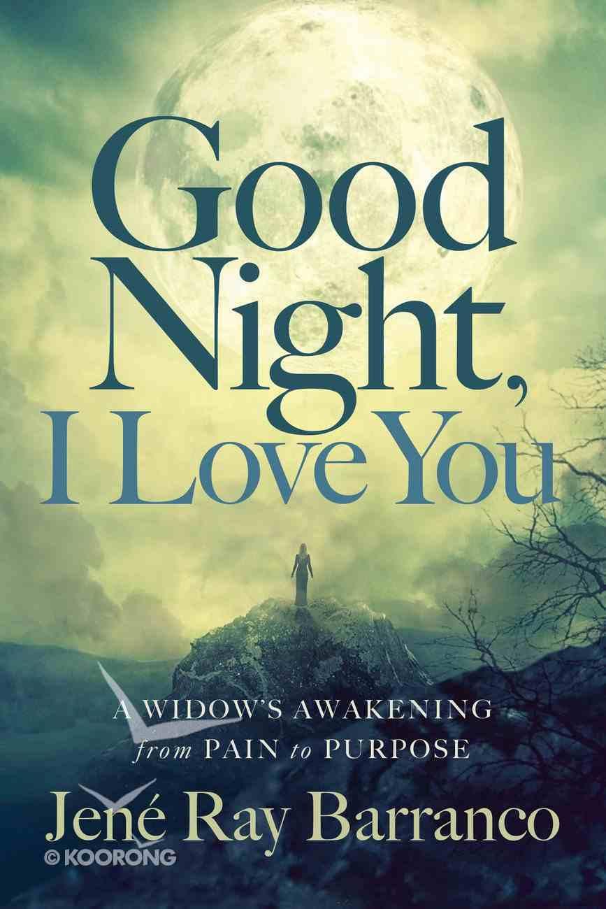 Good Night, I Love You eBook