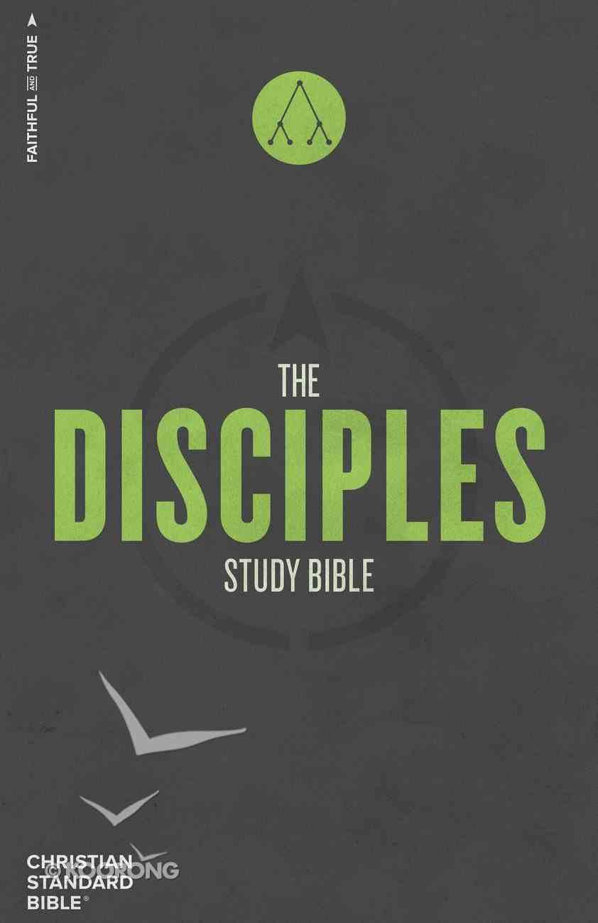 CSB Disciple's Study Bible eBook