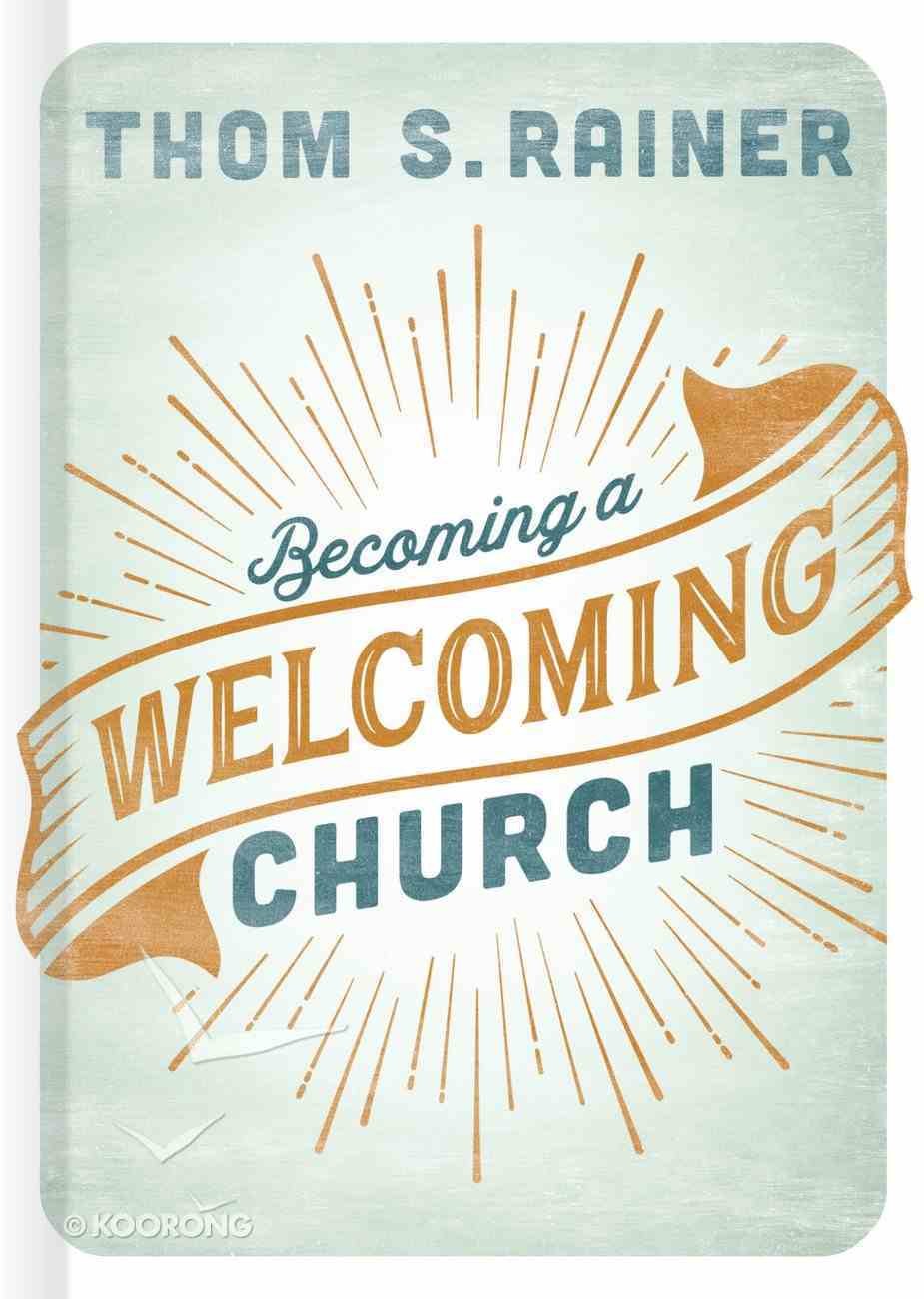 Becoming a Welcoming Church eBook