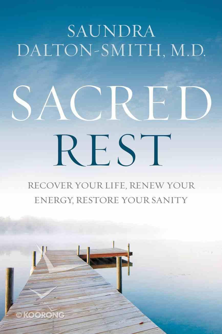 Sacred Rest eBook