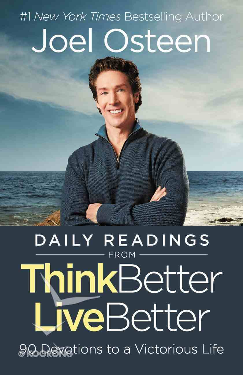 Daily Readings From Think Better, Live Better eBook