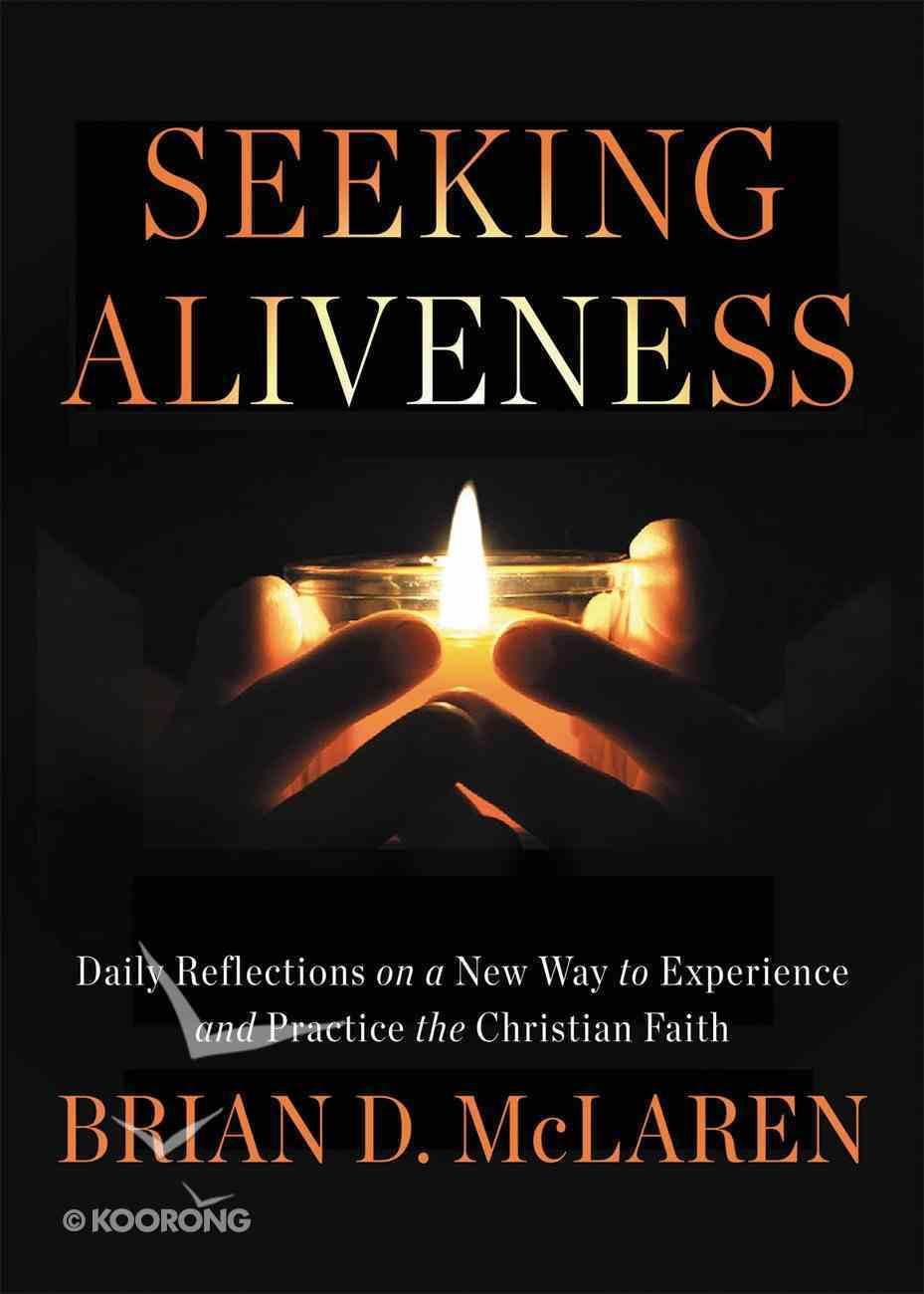 Seeking Aliveness eBook