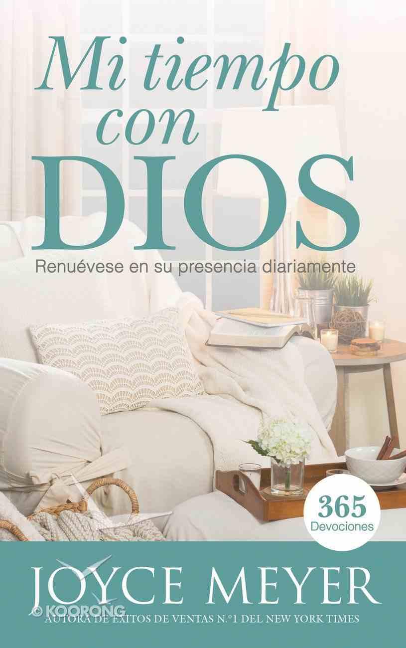 Mi Tiempo Con Dios (365 Daily Devotions Series) eBook