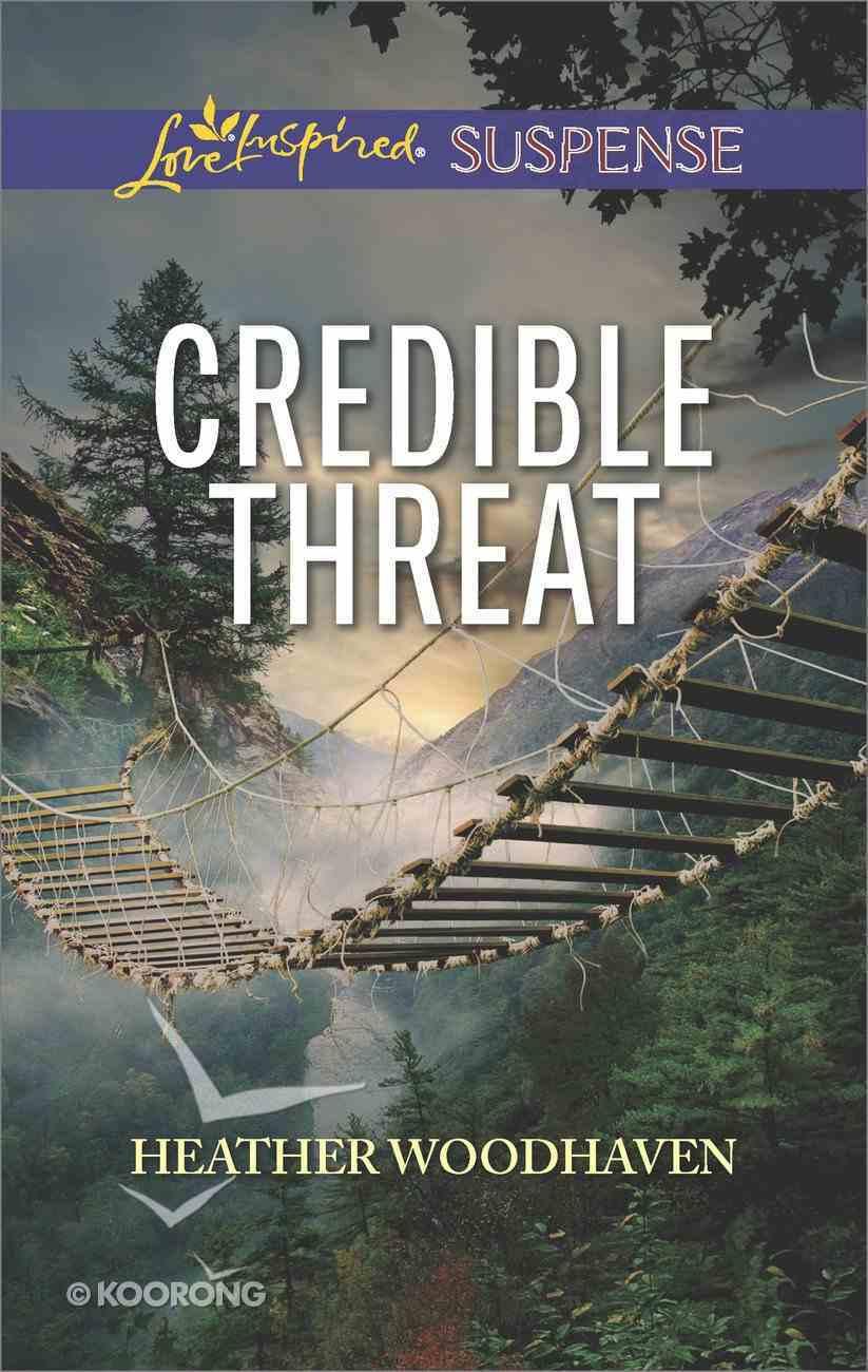Credible Threat (Love Inspired Suspense Series) eBook