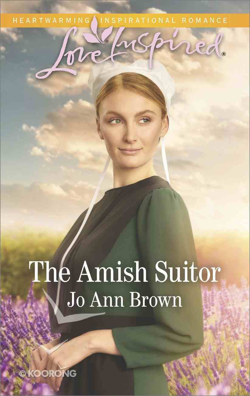 The Amish Suitor (Love Inspired Series) eBook