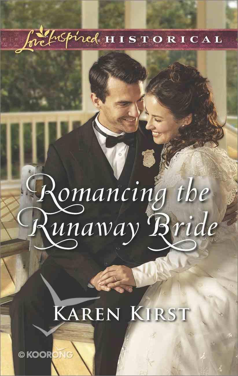 Romancing the Runaway Bride (Return to Cowboy Creek) (Love Inspired Series Historical) eBook