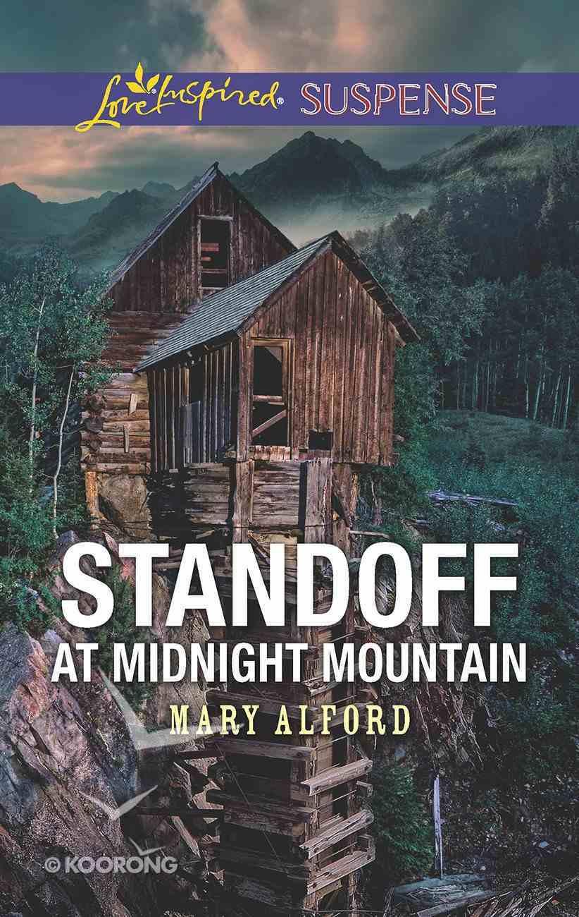 Standoff At Midnight Mountain (Love Inspired Suspense Series) eBook