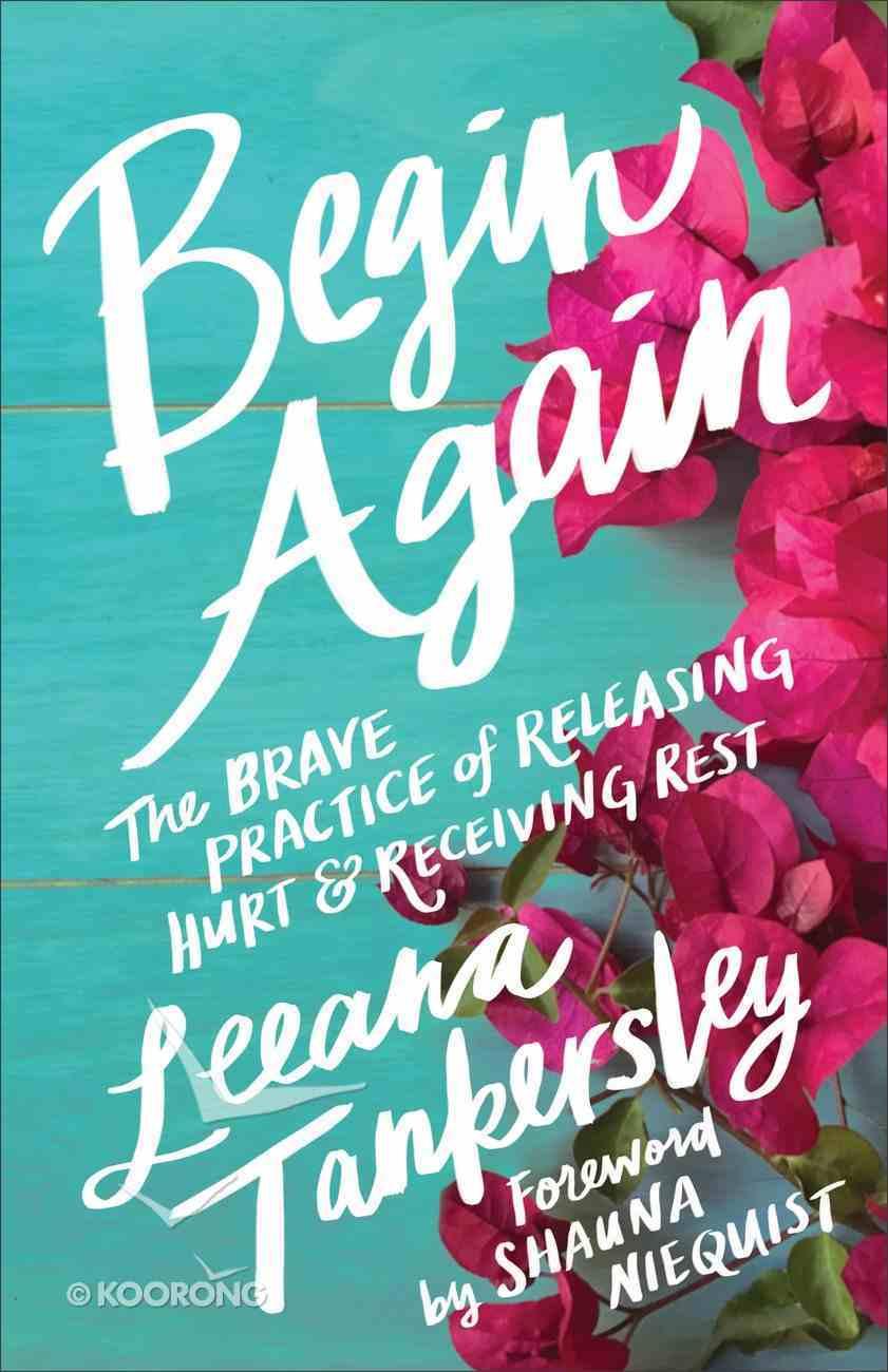 Begin Again eBook